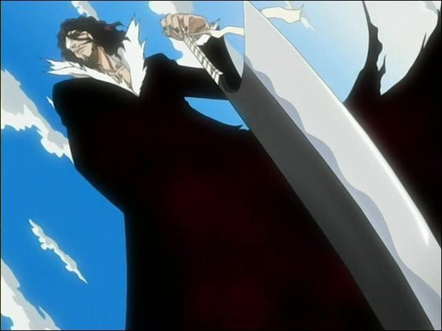 Dans Bleach, comment se nomme le zanpakuto d'Ichigo ?