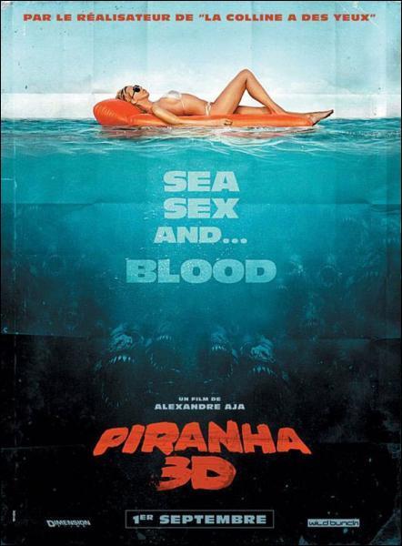 Quel acteur de Retour vers le Futur ne retrouvons-nous pas dans Piranha 3D ?