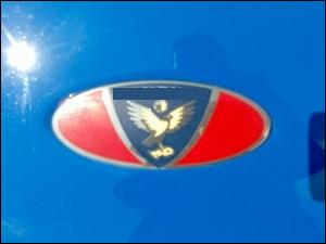Quelle marque Française crée en 1984 représente ce logo ?
