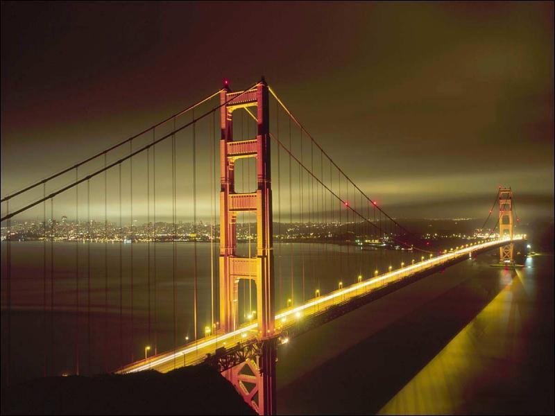 Quel est le nom du pont de San Francisco ?