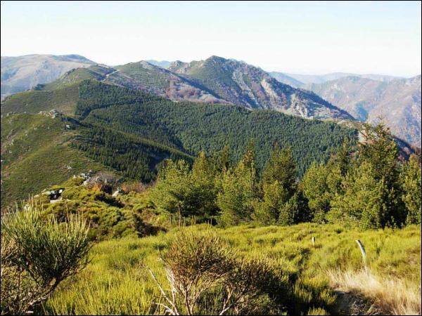 Quand Jean Ferrat a écrit sa chanson 'Que la montagne est belle', il était inspiré par :