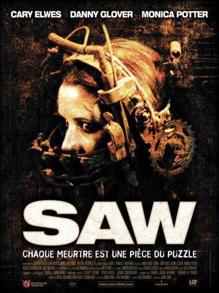 Combien de volets la saga Saw compte-t-elle à l'heure actuelle ?