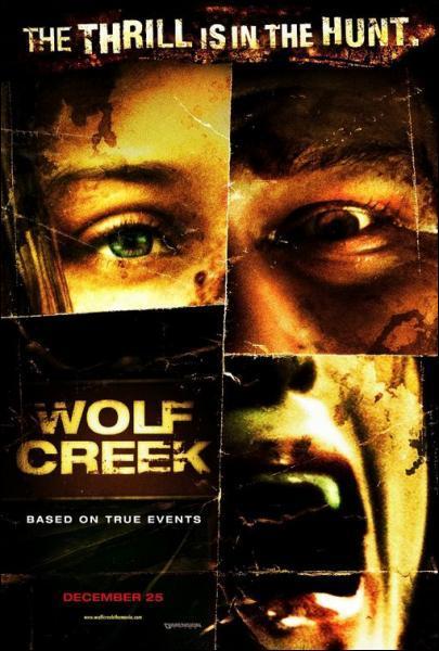 Dans quel pays la sanglante histoire de Wolf Creek se déroule-t-elle ?