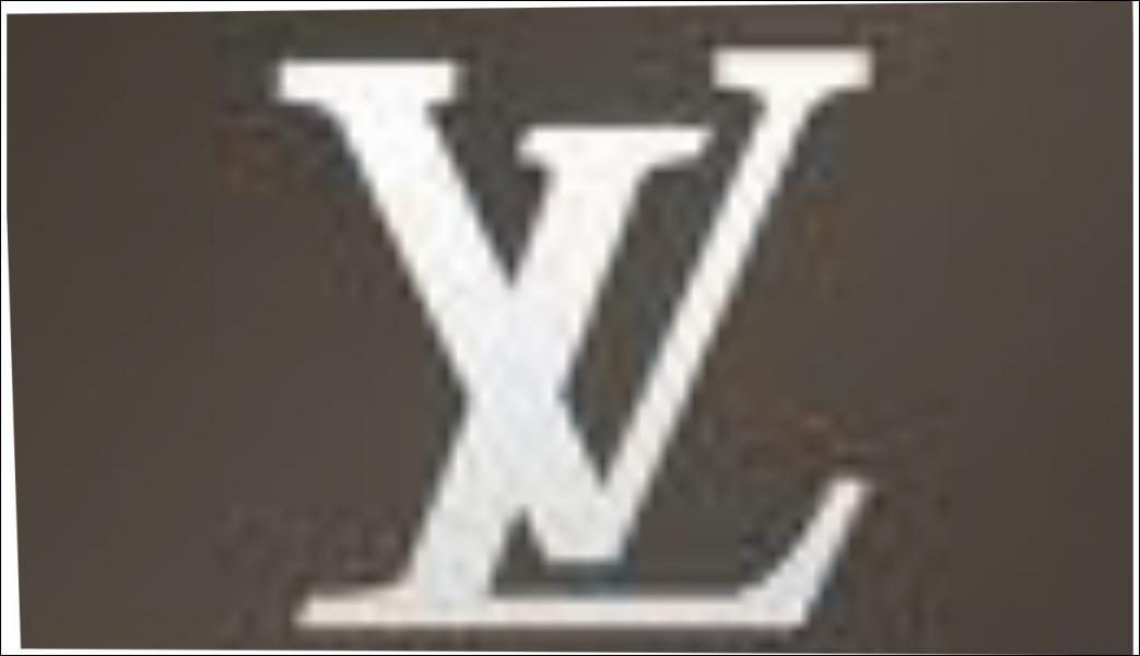 A quelle marque de luxe correspond ce logo ?
