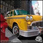Dans quelle grande ville américaine croisez-vous ce type de Taxi ?