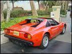 Qui conduit cette Ferrari 308 GTB ?