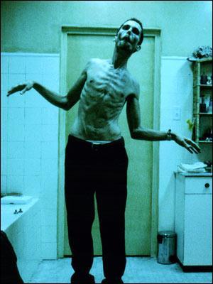 Pour quel film Christian Bale a-t-il perdu près de 30 kg ?