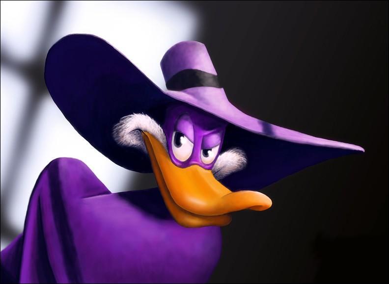 Quel canard était le coéquipier de Myster Mask ?