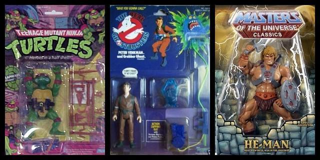 Pour quelle série de figurines existent les collections Grand Frisson, Super Grand Frisson et Les Monstres ?