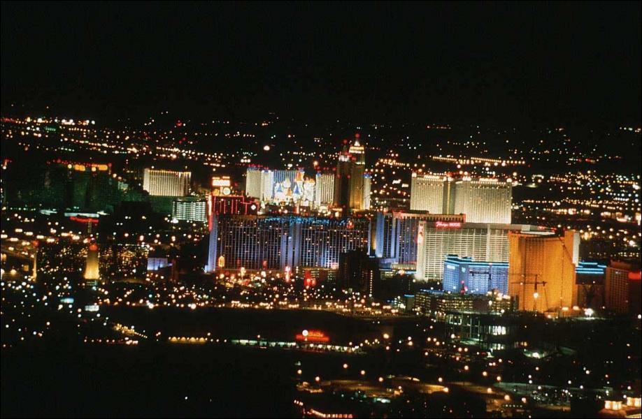 'Las Vegas' se situe dans le Nevada.