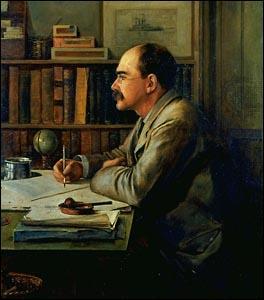 'Rudyard Kipling' est un écrivain anglais.