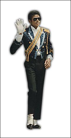 En quelle année Michael Jackson est-il reçu à la Maison Blanche par Ronald Regan ?
