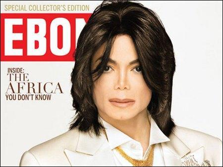 En Quelle Année Michael Jackson fait-Il La Une Du Magazine Ebony ?