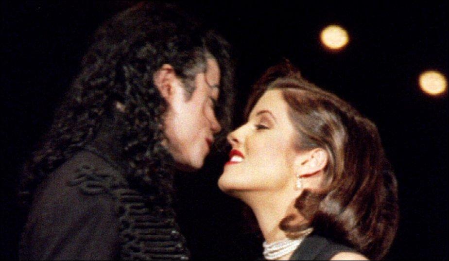 Michael Jackson se maria avec la fille d'Elvis Presley ... mais quand ?