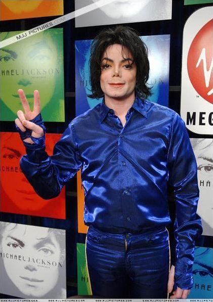 Michael Jackson ... en dates ?