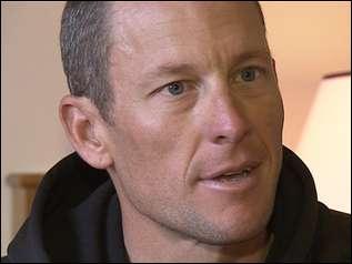 De quelle équipe Lance Armstrong est-il le leader cette année ?