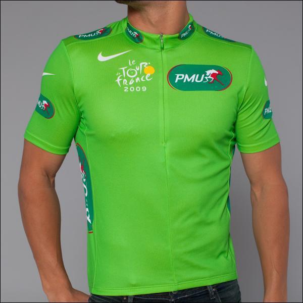 Qui avait remporté le maillot vert l'année précédente ?