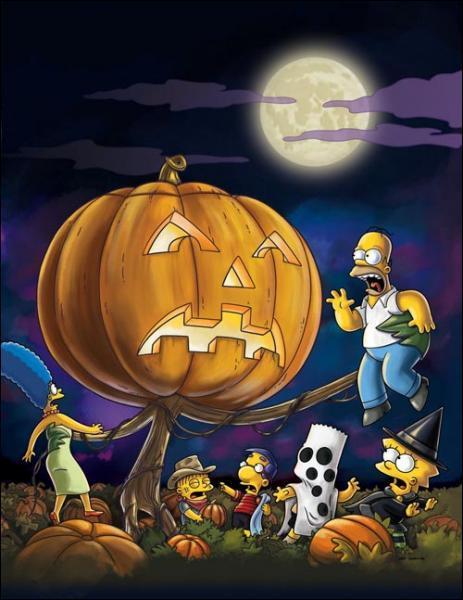A partir de quelle saison sont apparus les épisodes d'Halloween des Simpsons (Treehouse of Horror) ?