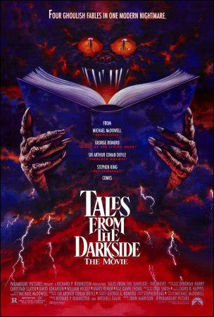 Dans quel film d'horreur différentes histoires sont racontées par un enfant capturé par une sorcière ?