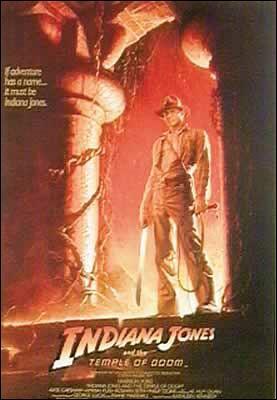 Dans Indiana Jones et le Temple Maudit, combien existe-t-il de pierres de Sankara ?