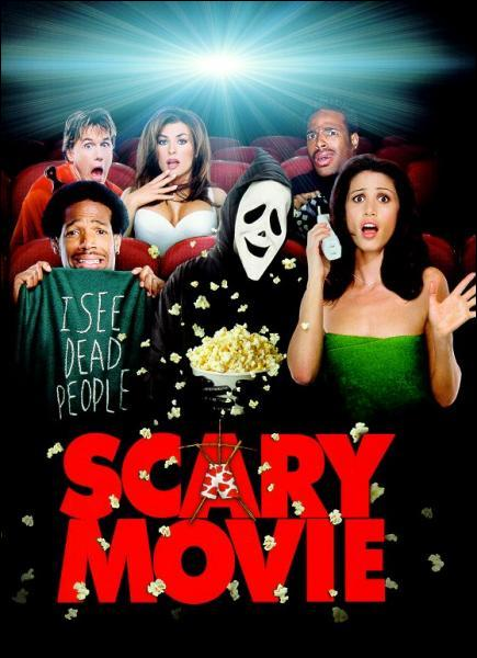D'où vient le nom Scary Movie ?