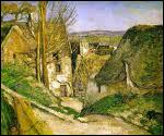 Qui a peint La maison du pendu ?