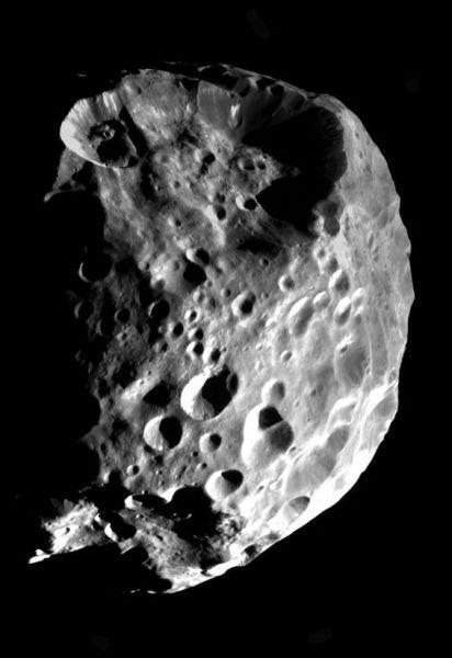 De quelle planète cet asteroïde est-il une des lunes ?