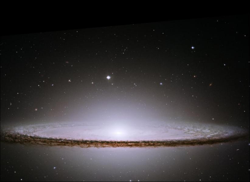 Comment s'appelle cette galaxie ?