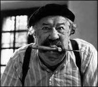 Un homme agé, solitaire et bourru , est un vieux.....