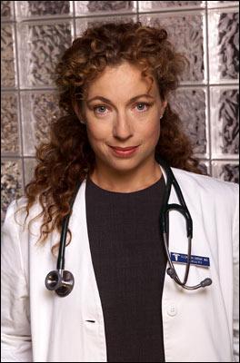 Dans quelle saison apparait le Dr Corday ?