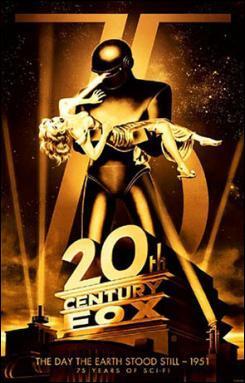 Quel anniversaire fête la 20th Century Fox en 2010 ?