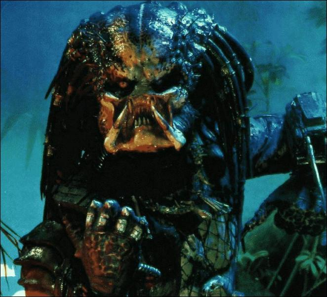 Combien de lasers y a-t-il sur le viseur d'un Predator ?