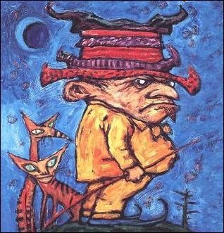 Quel roman de Clive Barker est entièrement illustré de ses oeuvres personnelles ?