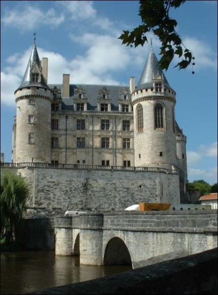 C'est le château de...