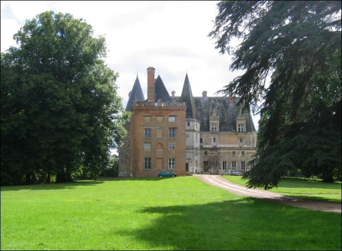 Comment s'appelle ce château ?
