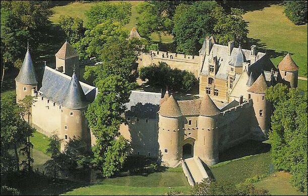 C'est l'image du château...