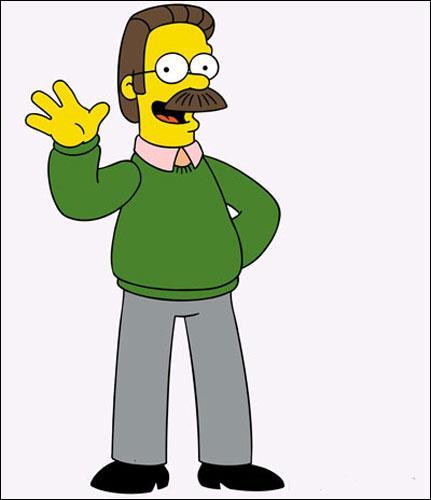 Qui est le voisin de Homer ?
