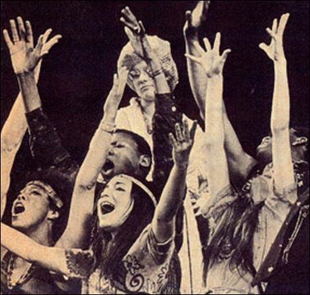 Comédie musicale américaine hippie, qui pour sa version française a eu Julien Clerc dans sa troupe.