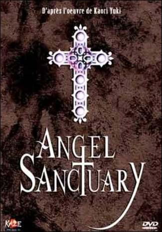 De quelle couleur sont les cheveux de Lucifer dans Angel Sanctuary ?