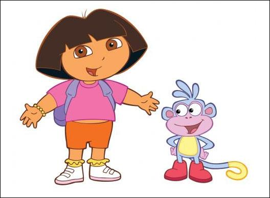 Qui est le fidèle compagnon de Dora ?