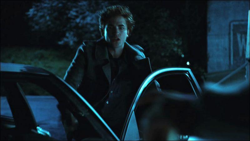 Quelle est la voiture d'Edward dans le film ?