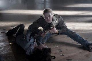 A quel endroit du corps James a-t-il mordu Bella ?