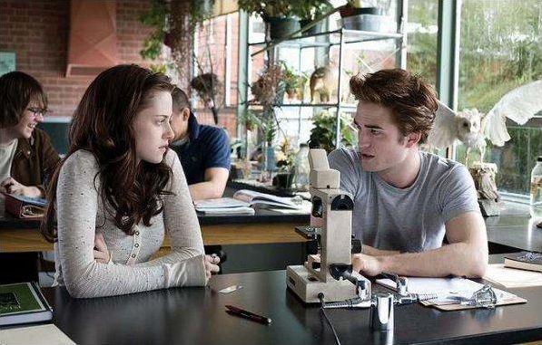Twilight, chapitre I : Fascination