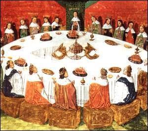 Quizz les chevaliers c l bres quiz celebrites moyen age - Les chevaliers de la table ronde chanson ...