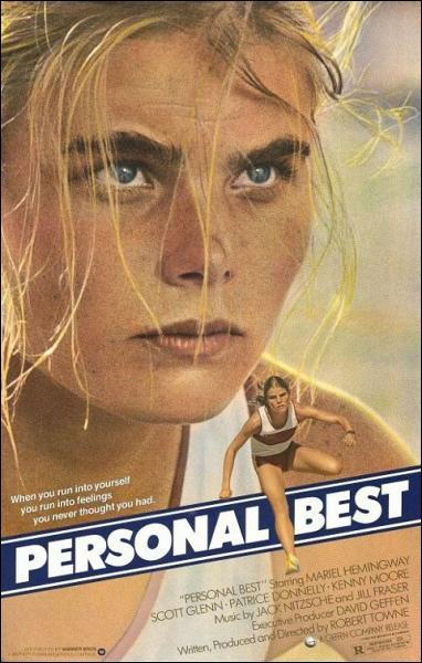 """En quelle année a été tourné le film """"Personal Best"""" ?"""