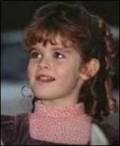 Prénom de la fille que vont avoir le docteur Quinn et le personnage de la question 2.