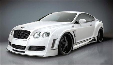 Dans quel pays le constructeur d'automobiles de luxe et de course Bentley est-il installé ?