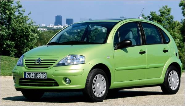 Quel est cette voiture Citroën ?