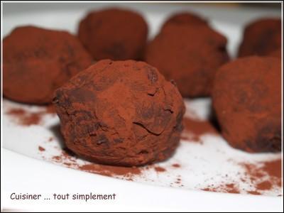 Spécialité aux chocolats.
