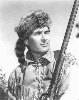 Davy Crockett était un... .